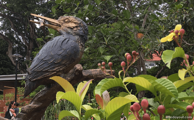 Extension of Jacob Ballas Children's Garden in Singapore