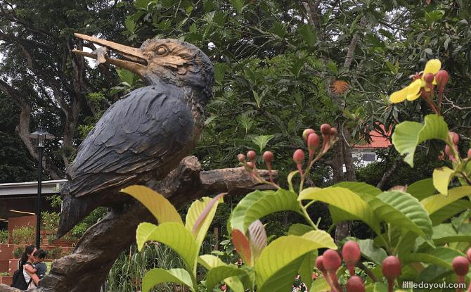 Extension of Jacob Ballas Children's Garden in Singapore