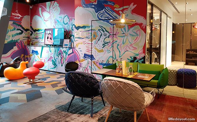 Kith Cafe at Marina Square