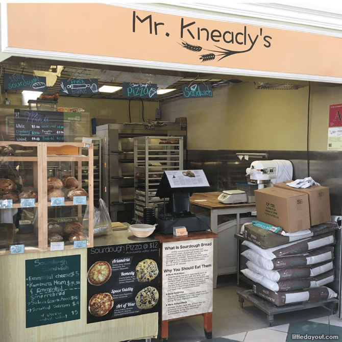 Mr. Kneady's, Bedok Marketplace