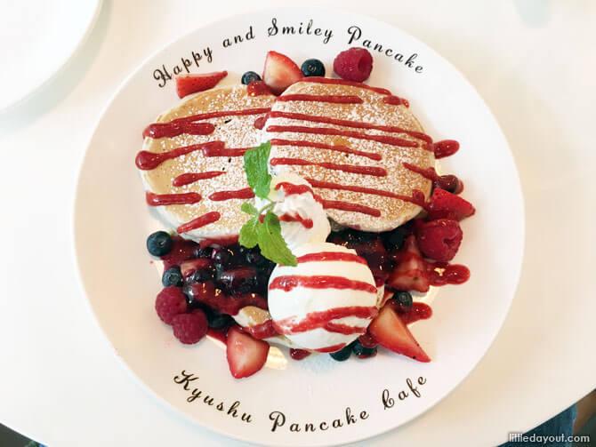Kyushu Pancake at Holland Village