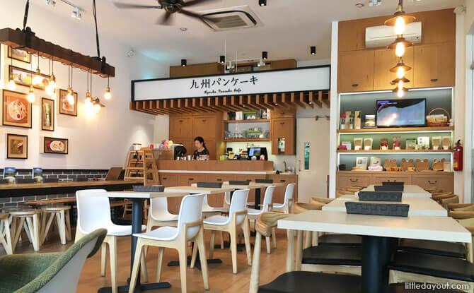 Kyushu Pancake Café, Novena Regency