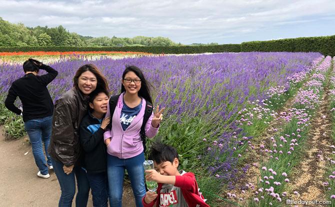 Hokkaido Summer Itinerary: Shades Of Lavender And Blue