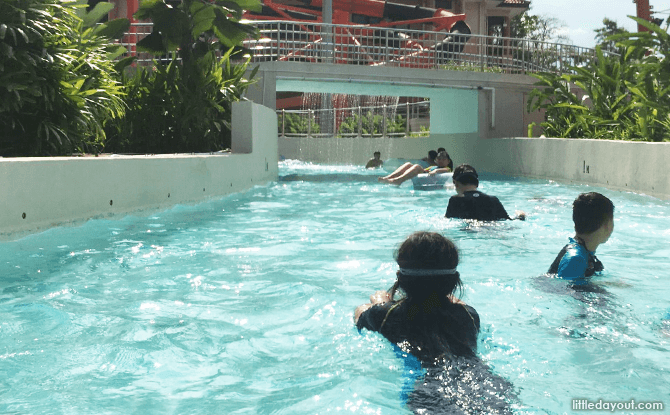 Lazy Rivers in Singapore