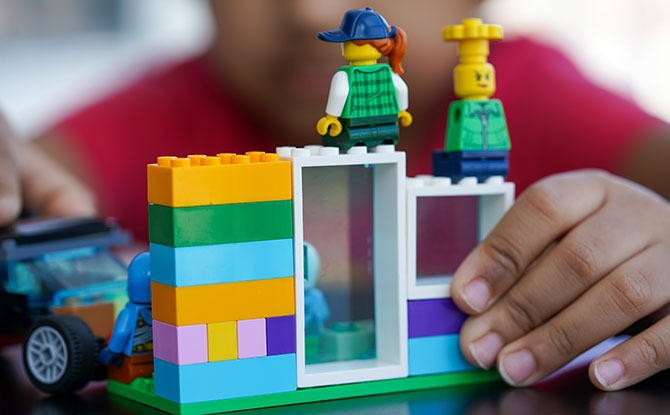 Rebuild The World: Show Off Your LEGO Creations For A Good Cause