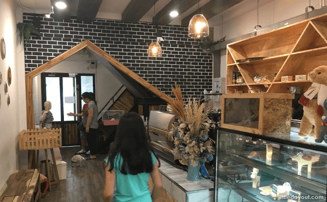 Little Zoo Cafe Bangkok Siam Square