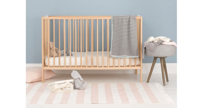 Mothercare Folding Cot