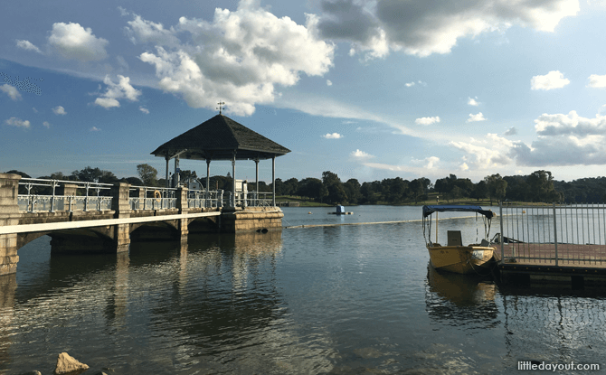 Lower Peirce Reservoir Park