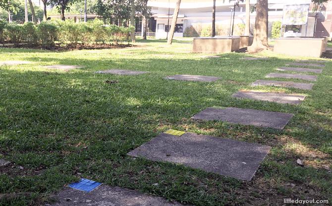 Ludo Garden, Jurong Central Park