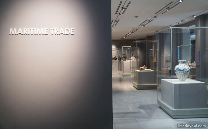 Maritime Trade Gallery - Asian Civilisations Museum