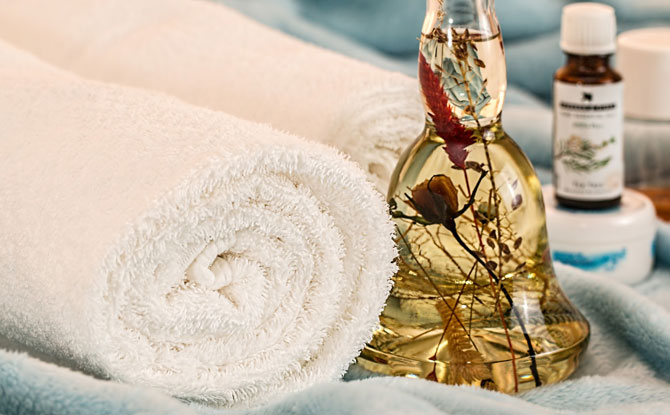 Pamper Mom for Mother's Day