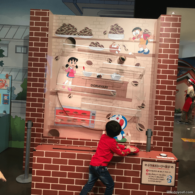 Doraemon Park Zone, Waku Waku Sky Park