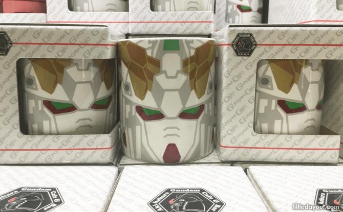 Gundam merchandise