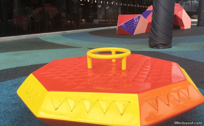 JEM Play's Merry-go-round