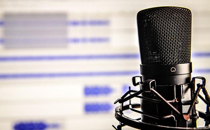 Podcast, Short Stories, Poetry & Comics