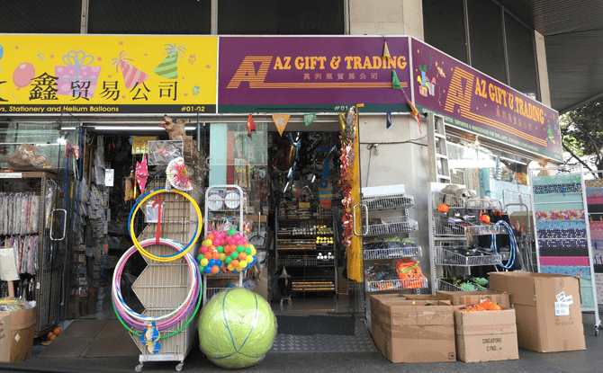 Party Supplies in Singapore