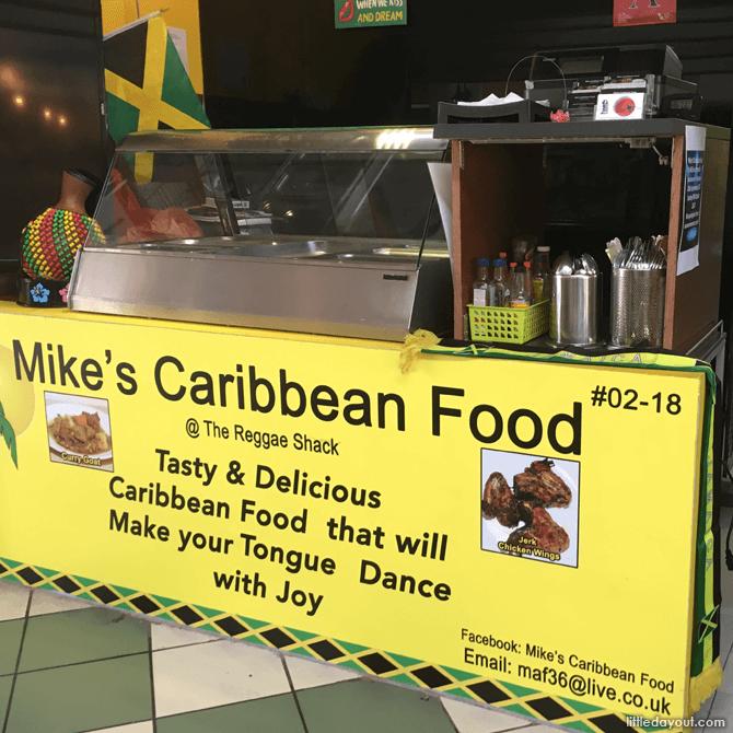 Mike's Caribbean Food