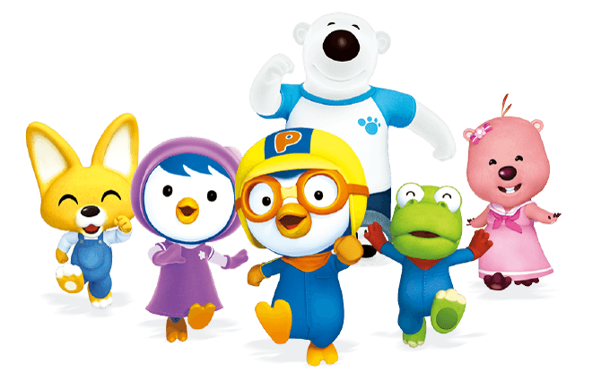 Pororo and Friends