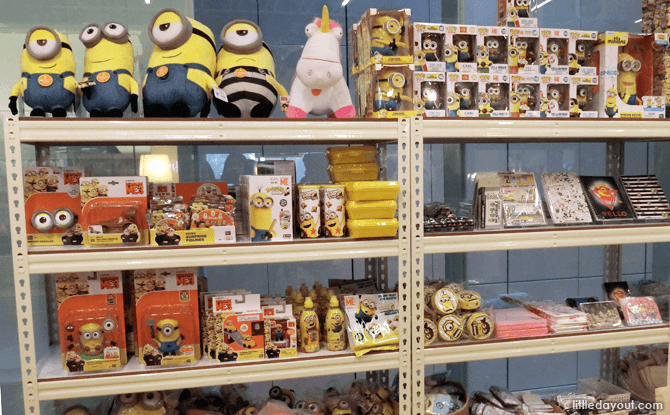 Minion Merchandise