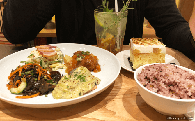 Muji Café&Meal Chinese New Year Menu