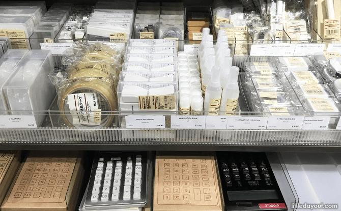 MUJI Stationery