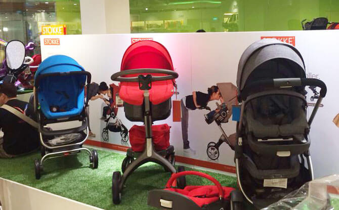Mums & Babes - Where to purchase strollers in Singapore