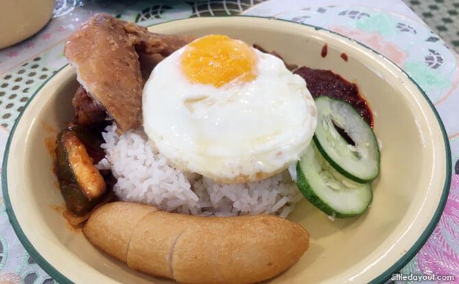 Old Chang Kee Nasi Lemak