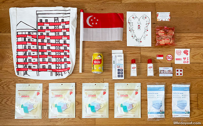 National Day Pack Collection 2020: Where & When To Collect The SG Together Pack
