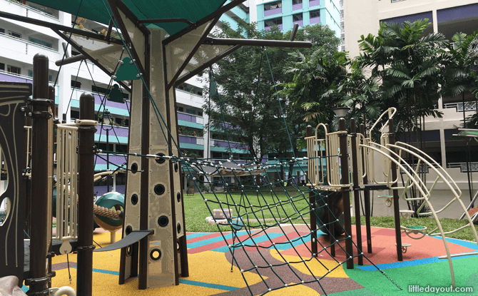 Adventure Playground at Blk 336, Sembawang Close