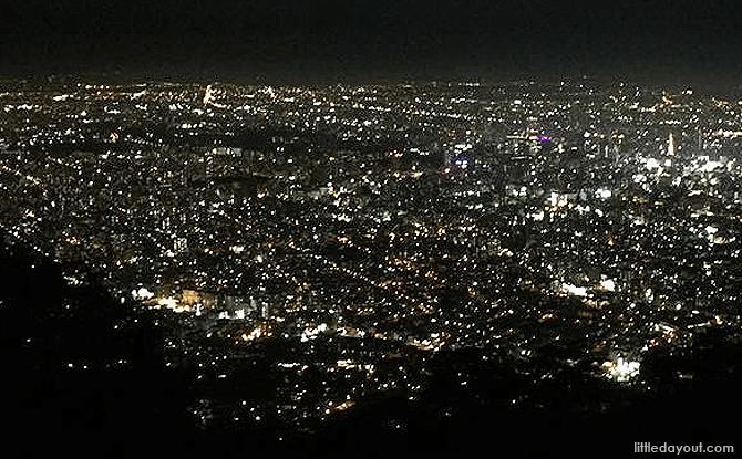 Mount Moiwa: Ropeway To Spectacular Views Of Sapporo, Hokkaido