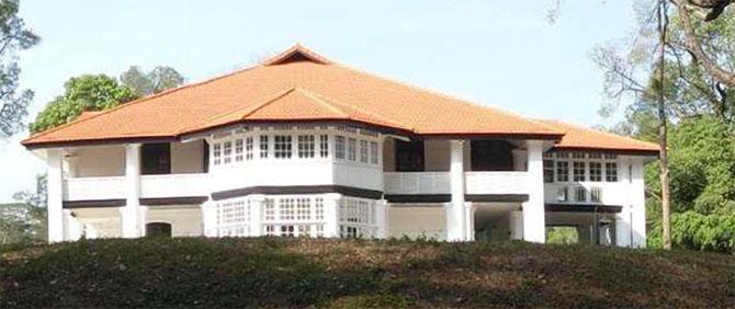 House No. 7, Gallop Extension, Singapore Botanic Gardens