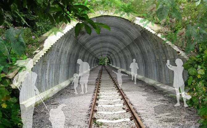 Old Jurong Line Nature Trail