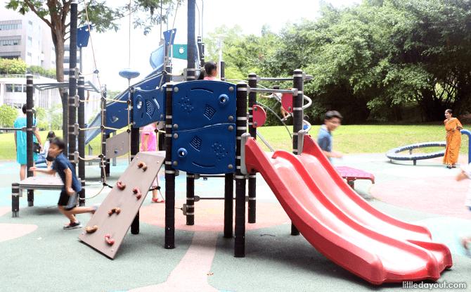 one-north Park Playground