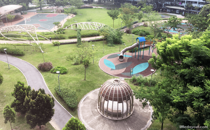 Firefly Park @ Clementi, Off Avenue 4