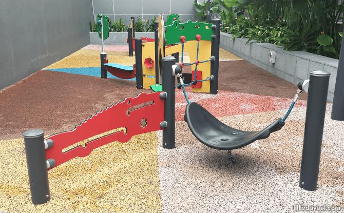 Talk and Tumble, Bukit Panjang Plaza Playground