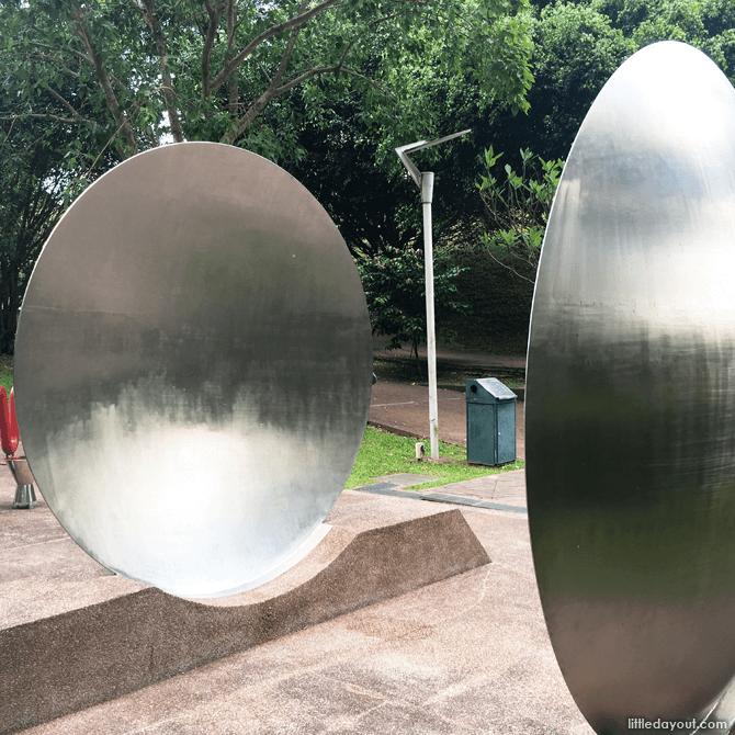 Parabolic dishes
