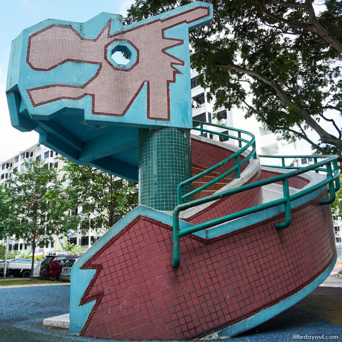 Pipit Road Dragon Playground
