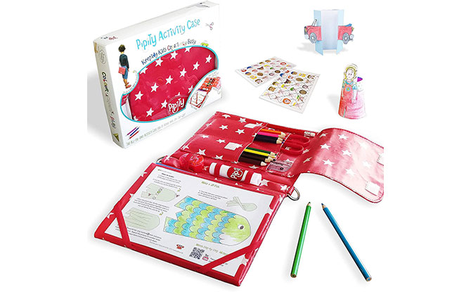 Pipity Arts and Crafts Set for Girls and Boys