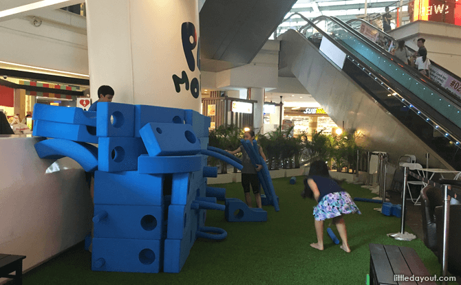 The Star Vista Children's Play Area