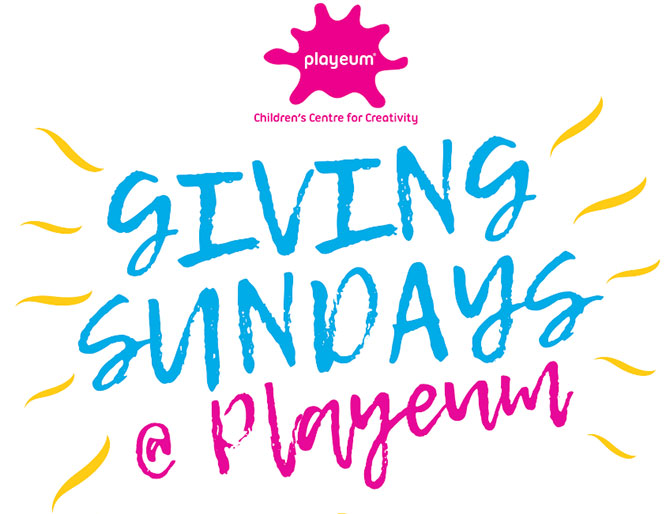 Giving Sunday at Playeum