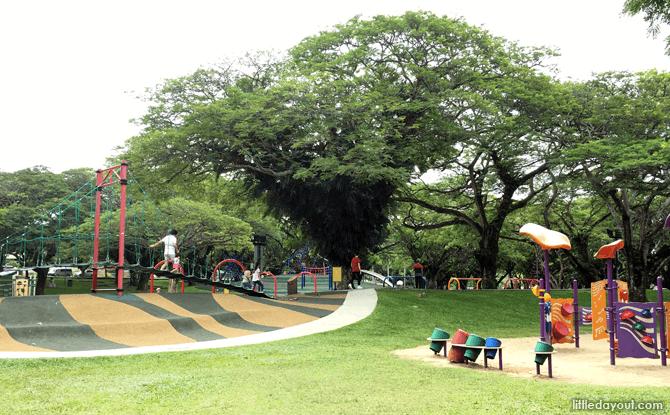 Pasir Ris Park Playground