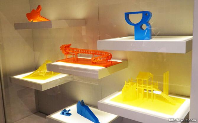 3D Playground models