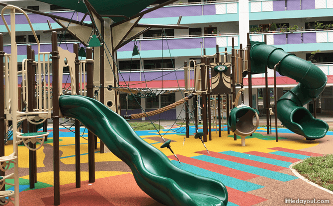 Adventure Playground @ Canberra, Sembawang Close