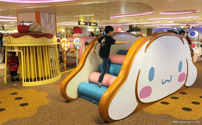 Sanrio-themed Children's Playground, Changi Airport T3