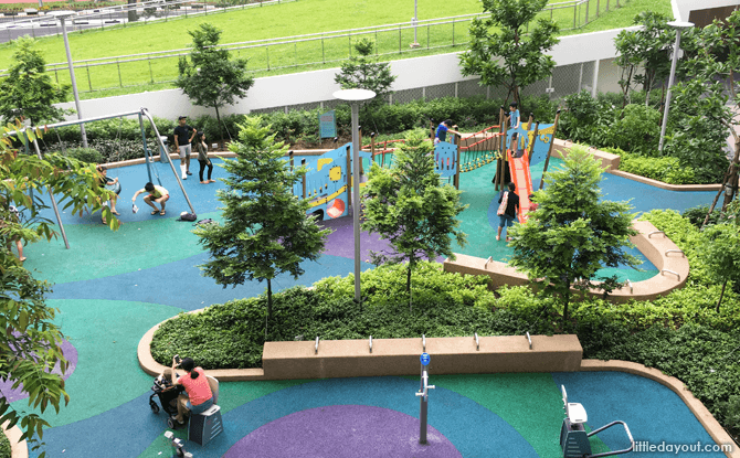 Heartbeat@Bedok's Children's Playground