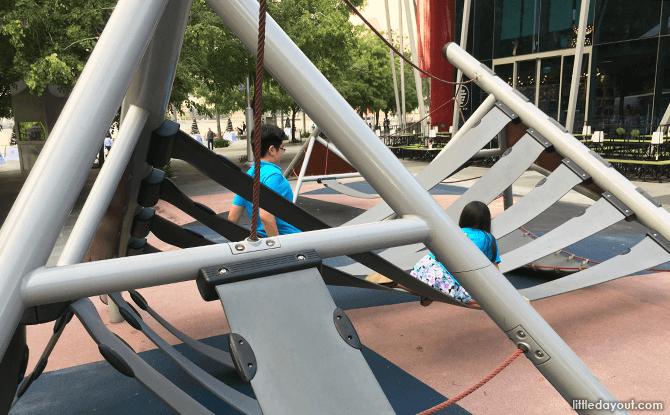 Marina Bay Playground