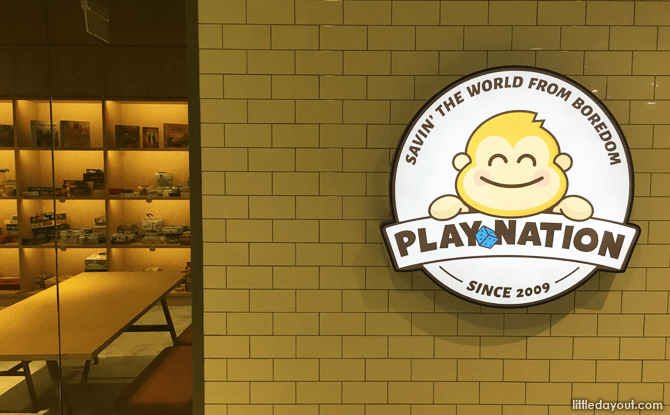 Play Nation, Our Tampines Hub