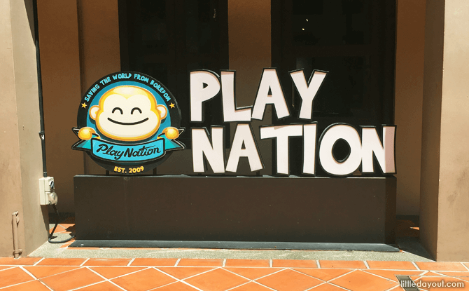 Play Nation game cafe