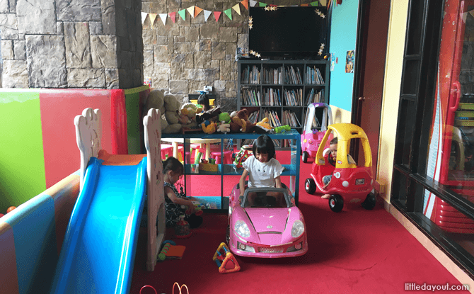 Quentin's Children's Playroom