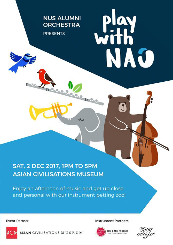 Play with NAO Concert